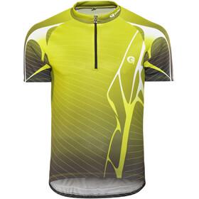 Gonso Udo Kortærmet cykeltrøje Herrer gul